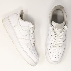 Nike Air Force 1 Low Cut Sneakers White